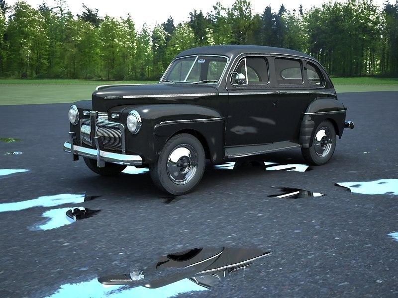 fordor 1942 max