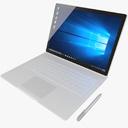 Microsoft Surface 3D models
