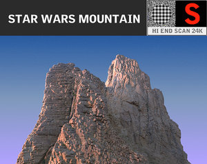 3d obj mountain hd