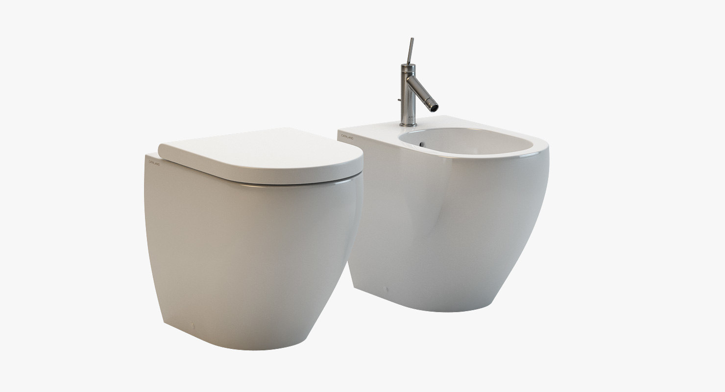 catalano bathroom fixtures c 3d 3ds