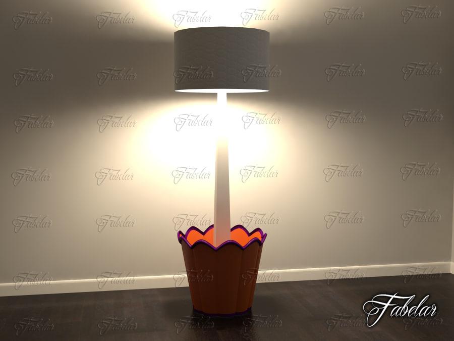 floor light 3d model