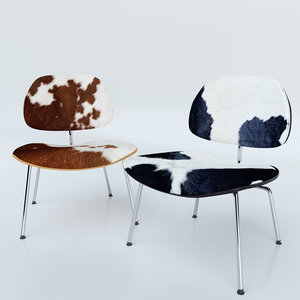3dsmax vitra chair plywood