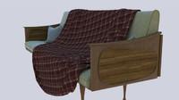 3dsmax sofa 60 s