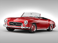Mercedes Benz 190 SL (1955-1963)