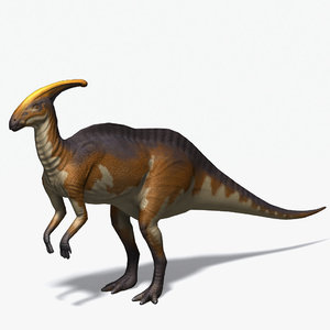 max parasaurolophus dinosaur