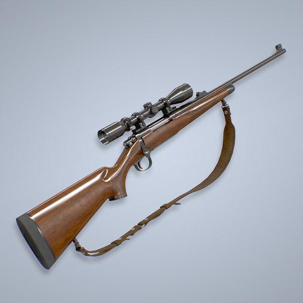 hunt rifle max