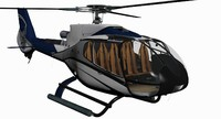 3d ec-130 eurocopter