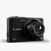 3d model camera panasonic lumix dmc