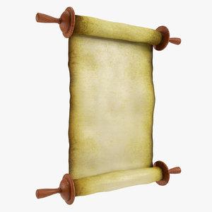 scroll 3d ma