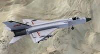 3d obj j-8 finback fighter