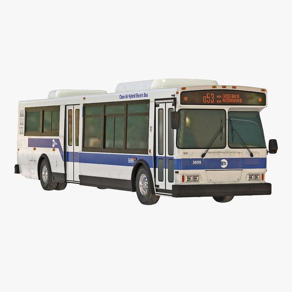 max mta new york city bus