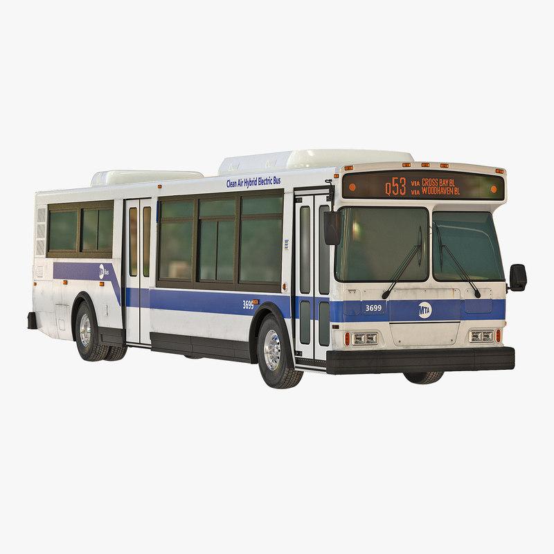 mta new york city bus max