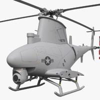 Northrop Grumman MQ 8B Fire Scout UAV