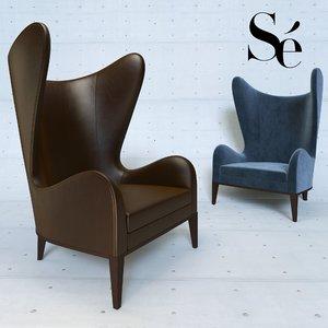 happiness armchair se london max