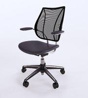 3d humanscale liberty task chair
