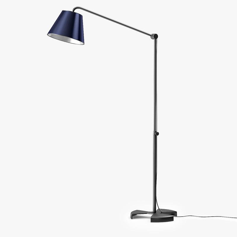 max hok floor lamp