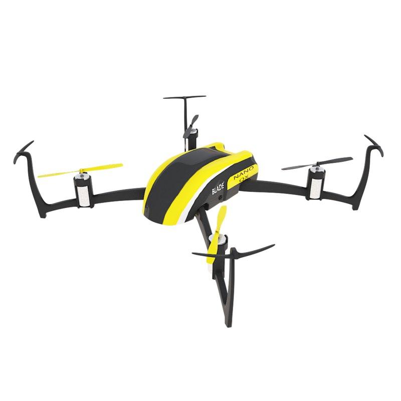 drone nano qx 3ds