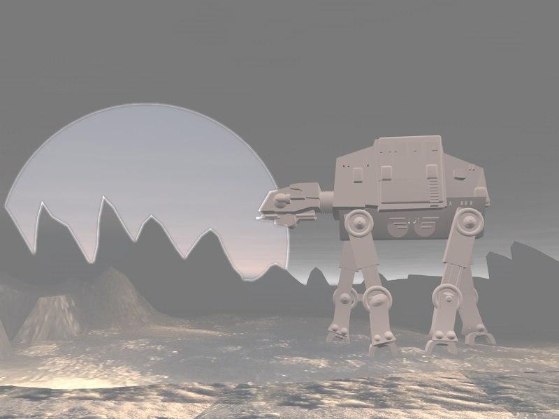 3d star wars model
