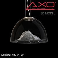 AXO Light Mountain View