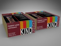 Kind Bar boxes