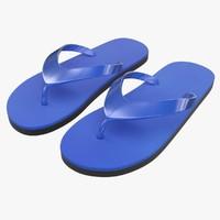 3dsmax flip flops