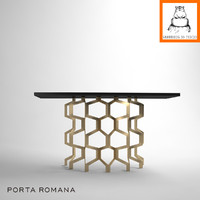 Groundhog 3D Models | Porta Romana CCT35 Table