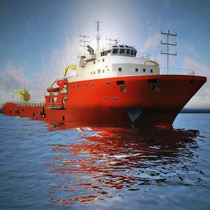 platform supply vessel max