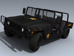 3d model hmmwv williams county