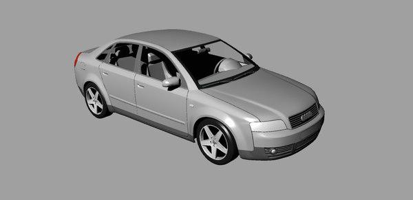 excellent car 3d 3ds