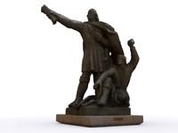 Statue Diogo Cao