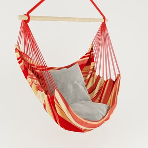 3d model hammock chair