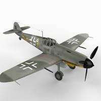Messerschmitt Me Bf-109  G6