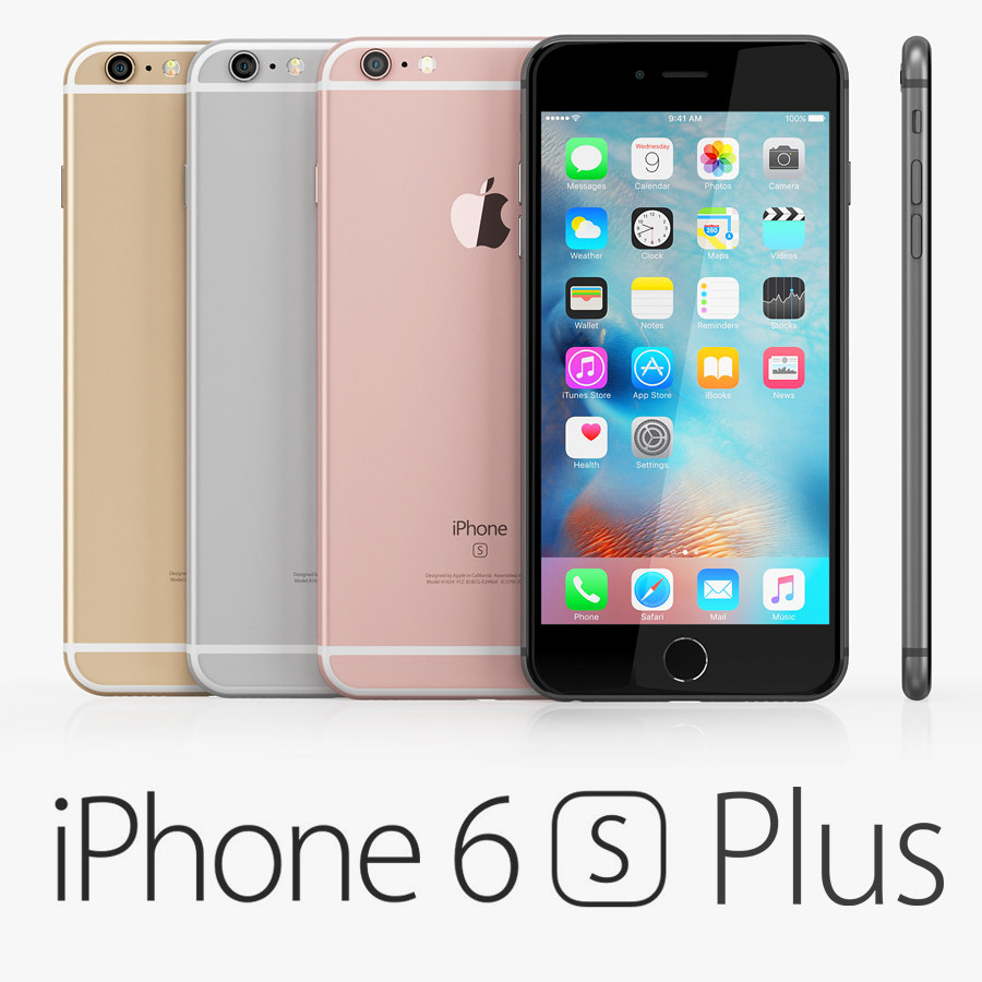 3d iphone 6s