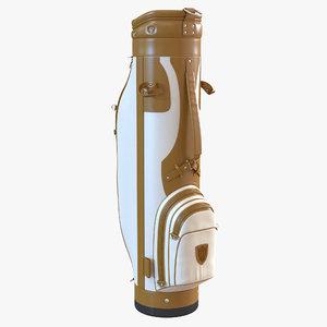 3d golf bag 3