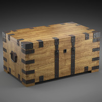 Chest - Coffee Table