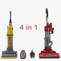 3d model vacuum cleaners cleaning