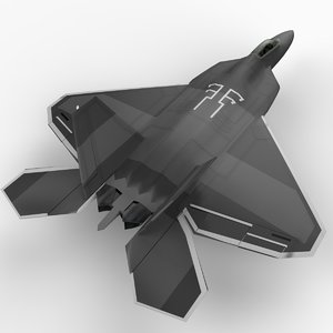 max f-22 raptor