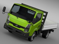 3d nissan atlas chassi tipper