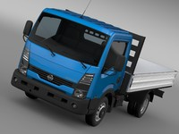 Nissan Cabstar Tipper 2015