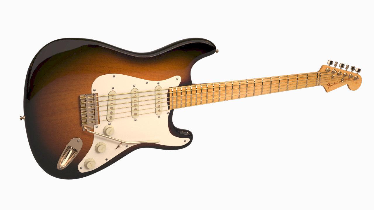 guitar strat max