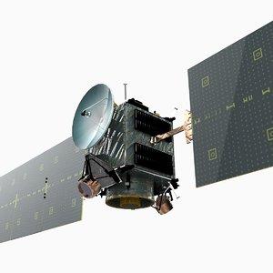 c4d dawn spacecraft