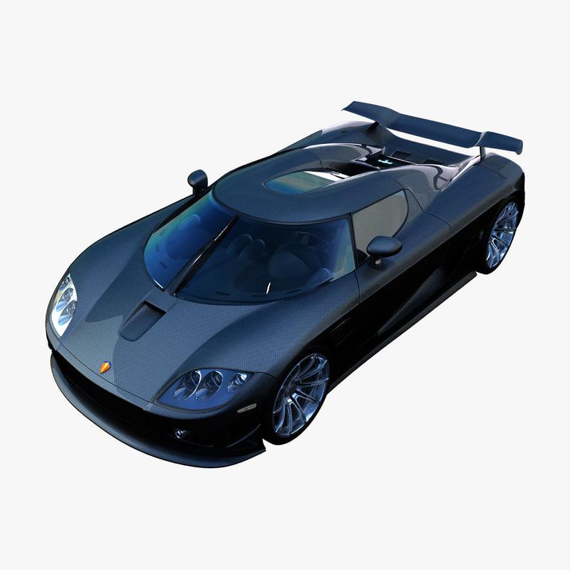 max ccxr modeled car