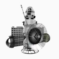 maya zond 3 spacecraft