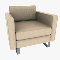 armchair 09 3ds