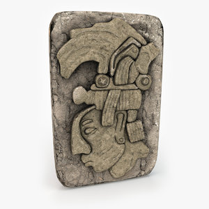 3d aztec artifact v2