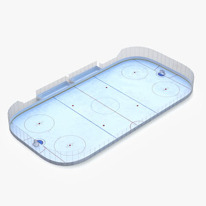 hockey rink 3d 3ds