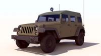 max wrangler military jeep sufa