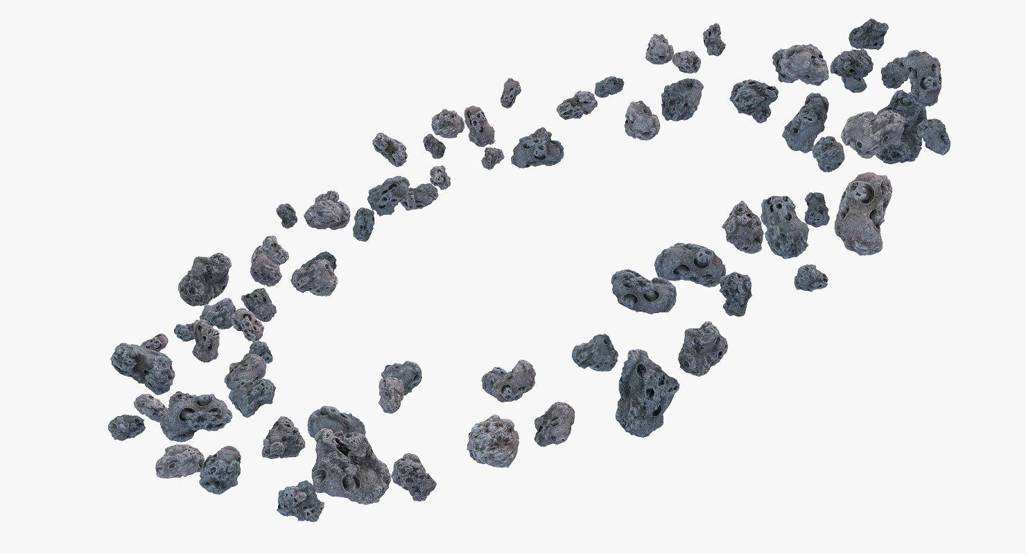 max asteroid belt