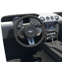 Ford Mustang Dashboard