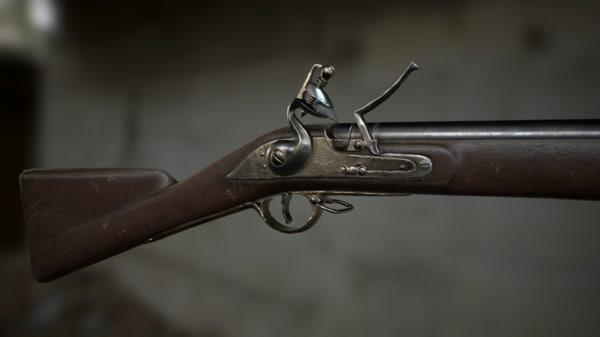 obj weapon musket